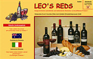 Leo's Reds - Great Red Wines