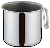 Cristal Milk pot with non-stick coating