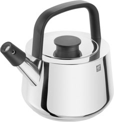 Zwilling Plus whistling kettle stainless steel