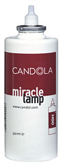 Lamp oil replacement cartridge for Candola lamps, serie  H