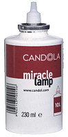 Lamp oil replacement cartridge for Candola lamps, serie  L