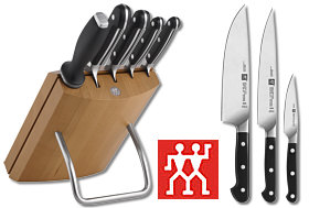 Zwilling Messersortiment
