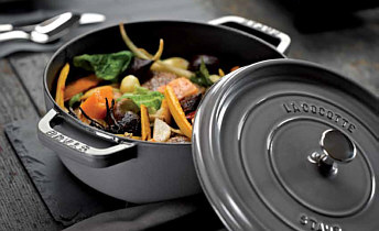 Staub® - traditional cast-iron products from France
